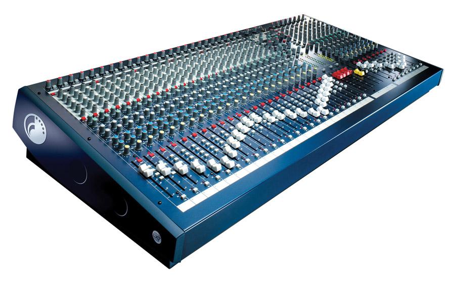 Soundcraft LX7ii/32